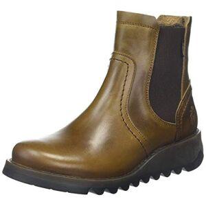 Fly London Women's Scon058fly Chelsea Boots, Brown (Camel 002), 6 UK (39 EU)
