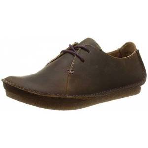 Clarks Janey Mae, Women's Brogue, Brown (Beeswax), 3.5 UK (36 EU)
