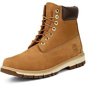 Timberland Men's Radford 6 Inch Waterproof Lace up Boots, Wheat Nubuck, 8 UK