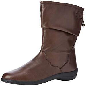 Padders Women's Regan Ankle Boots, Brown (11 Brown), 6.5 UK 39 1/2 EU