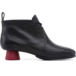Camper Women's Alright Ankle Boot, Black, 2/2.5 UK
