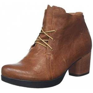 Think! Women's Drawi_585230 Ankle Boots, (Cognac 55), 7 UK