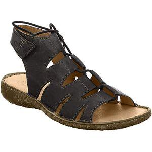 Josef Seibel Rosalie 39, Women's Gladiator Sandals, Black (Schwarz 95 100), 6.5 UK (40 EU)