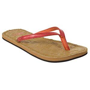 Trespass Roslyn, Womens Flip Flops, Red (Metallic Rosie), 6 UK (39 EU)