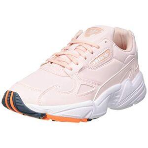 adidas Women's Falcon, Vapour Pink/Signal Orange/Legacy Blue, 6 UK (39 1/3 EU)