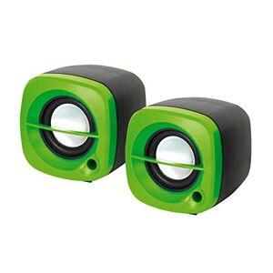 OMEGA OG15G 6 W USB 2.0 Speakers - Green