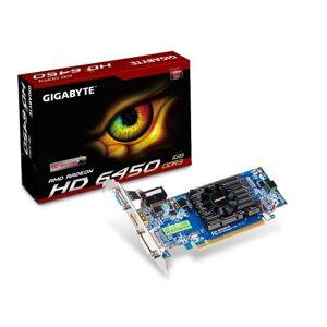 Gigabyte ATI 6450 HD 675MHZ Graphics Card (1GB, 64-bit, HDMI, DVI-D, VGA, PCI Express 2.1)