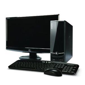 Acer eMachines EL1832 Desktop PC (Intel Atom E3300, 2.5GHz, 2GB, 320GB SATA, Windows 7 Home Premium, nVidia GeForce 7050, Wireless Keyboard and Mouse