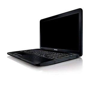 Toshiba Satellite Pro C660 15.6 inch Laptop - Black (AMD Dual-Core E450 1.65GHz, RAM 2GB, HDD 320GB, DVD SuperMulti, LAN, WLAN, BT, Windows 7 Home Premium 64 Bit)