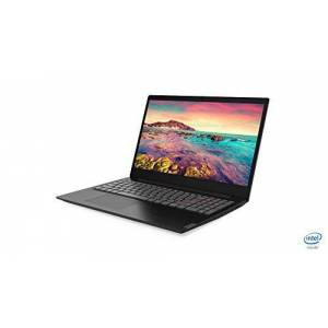 "Lenovo IdeaPad S145 15 Inch (15.6"") FHD Laptop - (Intel Core i3, 4GB RAM, 128GB SSD, Windows 10 Home S Mode) - Granite Black"
