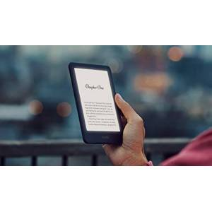 Amazon Kindle Now with a built-in front lightwith AdsBlack