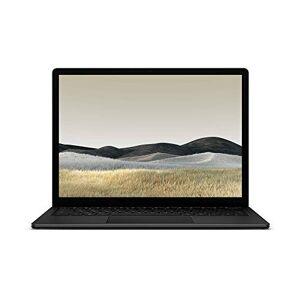Microsoft Surface Laptop 3 Ultra-Thin 13.5 Touchscreen Laptop (Matte Black) - Intel 10th Gen Quad Core i5, 8GB RAM, 256GB SSD, Windows 10 Home, 2019 Edition
