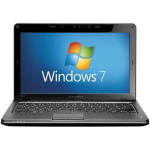 Lenovo IdeaPad S205 11.6 inch Notebook (AMD E350 1.6GHz, RAM 2GB, HDD 320GB, WLAN, BT, Webcam, Windows 7 Home Premium) - Black