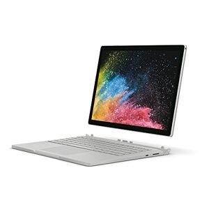 Microsoft Surface Book 2 13.5-Inch PixelSense Display Notebook (Silver) - Intel i7-8650U, 16 GB RAM, 1TB SSD, NVIDIA GeForce GTX 1050 Graphics, Windows 10 Pro)