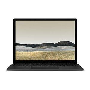 "Microsoft Surface Laptop 3 Black Notebook 34.3 cm (13.5"") 2256 x 1504 pixels Touchscreen 10th gen Intel Core i5 8 GB LPDDR4x-SDRAM 256 GB SSD Windows 10 Pro"