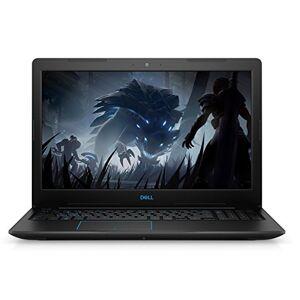 Dell G3 15 3000 15.6 Inch FHD Gaming Laptop (Black) Intel Core i7-8750H Processor, 8 GB RAM, 128 GB SSD, 1 TB HDD, NVIDIA GeForce GTX 1060 with 6 GB GDDR5 Graphics, Windows 10 Home