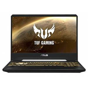 Asus TUF FX505 - 15.6 Inch IPS Full HD Gaming Laptop - Intel i5-9300H, Nvidia GeForce GTX 1650 4 GB, 8 GB RAM, 512 GB NMVe PCI-e SSD, Windows 10), Stealth Black