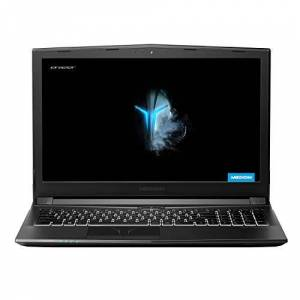 Medion Erazer P6705 Core i7-8750H 8GB 1TB HDD + 256GB SSD 15.6 Inch GeForce GTX 1050 Ti Windows 10 Home Gaming Laptop
