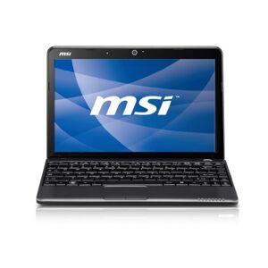 MSI Wind12 U210 12.1 inch netbook (Athlon NEO MV40 1.6GHz, 2Gb, 500Gb, WLAN, HDMI, 6 cell battery, Win 7 Home Premium (Black))