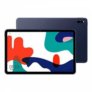 Huawei MatePad 10.4 Inch 2K FullView Tablet - Kirin 810, 4 GB RAM, 64 GB ROM, 7250 mAh, Quad-speaker, EMUI 10.1 (Based Android 10.0), Wi-Fi, Grey