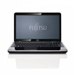 Fujitsu Siemens Lifebook AH531 15.6-inch Laptop (Black) - (Intel Pentium B960 2.2GHz, 2GB RAM, 320GB HDD, DVDRW, LAN, WLAN, BT, Webcam, Windows 7 Home Premium 64-Bit)