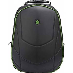 Bestway Gaming Assailant Casual Daypack, 50 cm, 37 liters, Black (Schwarz + Grün)