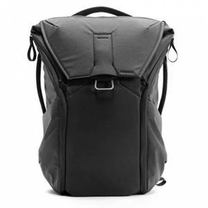 Peak Design Everyday Nylon Backpack, Black