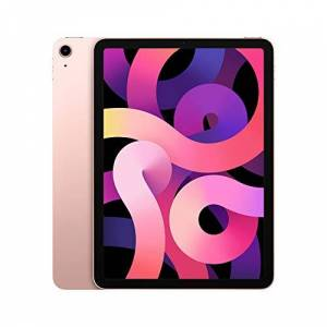 Apple 2020 Apple iPadAir (10.9-inch, Wi-Fi, 64GB) - Rose Gold (4th Generation)