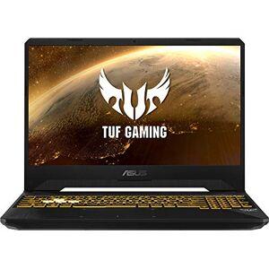 Asus TUF FX505DD-BQ067 - 15.6 inch FullHD Gaming Laptop (AMD Ryzen 7-3750H APU, 8GB RAM, 512GB SSD, GTX1050-3GB, Without Operating System) Black - Spanish QWERTY Keyboard