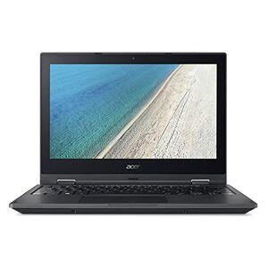 Acer TMB118-RN-FHD 11.6-Inch Notebook - (Black) (Intel pentium-N4200, 4 GB RAM, 64 GB SSD, HD Graphics 500, Windows 10 Pro)