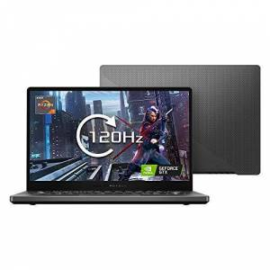 "Asus ROG Zephyrus G14 GA401IU 14"" Full HD 120Hz Thin Bezel Gaming Laptop (AMD Ryzen 7 4800HS, Nvidia GeForce GTX 1660Ti 6GB Max-Q Graphics, 512G PCI-e SSD, 16GB RAM, Windows 10)"