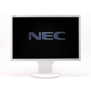 NEC Displays MultiSync EA221WMe 22 inch TFT LCD Monitor (16:10, 250 cd/m, 1000:1, 1680 x 1050, 5ms) - Black
