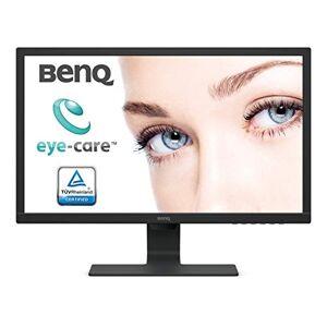 BenQ BL2483 24 Inch 1080p Eye-Care 1ms 75 Hz LED Monitor, Brightness Intelligence, Anti-Glare, Flicker-Free, Slim Bezel
