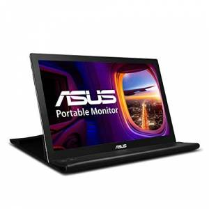 Asus MB169B+ 15.6 Inch Portable USB Monitor, FHD (1920 x 1080), IPS