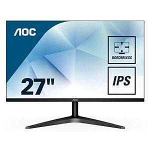 "AOC 27B1H 27"" IPS LED Full HD (1920x1080) monitor (VGA, HDMI) - Black"