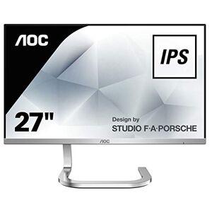 AOC PDS271 27-inch IPS Monitor(Porsche Design, Elegant Style)