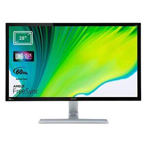 Acer Monitor, Black, 28 inches, RT0: model Name: RT280KA Part Number: UM.PR0EE.A01