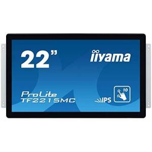 IIYAMA ProLite TF2215MC-B2: Open Frame PCAP 10 Point Touch Screen equipped with Touch Through Glass Function