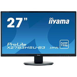 "IIYAMA X2783HSU-B3 27"" ProLite AMVA+ HD LED Monitor - Black"