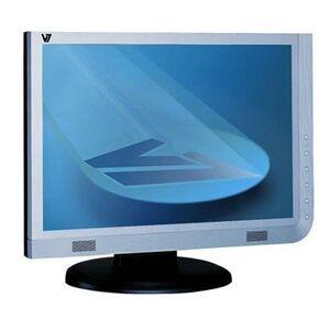 "Videoseven L19WD 19"" LCD Monitor Widescreen Silver & Black Built In Speakers 5ms DVI"
