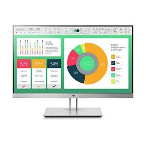 HP EliteDisplay E223Flat Screen 21.5inch Full HD IPS Black/Silver for PCPC Flat Screens (54.6cm (21.5 inches); 1920x 1080pixels; LED; 5ms; 250cd/m, Black, Silver)