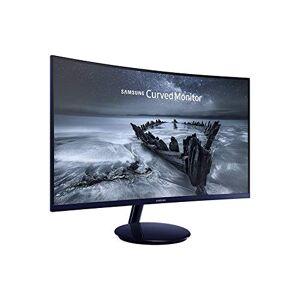 Samsung C27H580 Full HD 27 Inch Curved LED Monitor - HDMI, Displayport, VGA