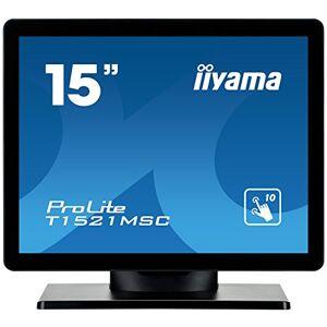 "IIYAMA T1521MSC-B1 15"" ProLite Multi Touch Screen LED Monitor - Black"