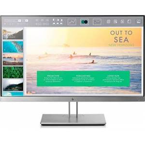 HP EliteDisplay E233 23-Inch 1920 x 1080 LED Backlit Monitor - Grey