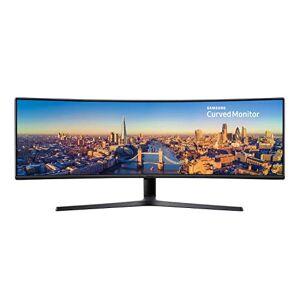 Samsung LC49J890DKUXEN49-Inch Super Ultra-Wide Curved Monitor - Black