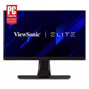 ViewSonic Elite XG270 27-inch Full HD IPS Gaming Monitor with G-Sync Compatible, 240Hz, 1ms, HDR support, Elite Design Enhancements and Advanced Ergonomics for Esports