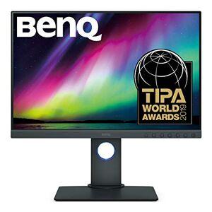 BenQ SW240 24 Inch monitor for photo editing, 1920 x 1200, IPS, Adobe RGB, HDR, 10 Bit, Hardware Calibration