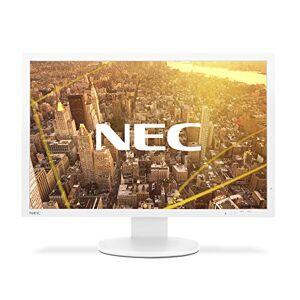 """NEC MultiSync PA243W computer monitor 61 cm (24"""") WUXGA LED Flat White"""