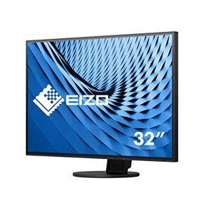 Eizo FlexScan EV3285-BK 3840 x 2160 (4K UHD) IPS 31.5 (80cm) USB-C Monitor Black