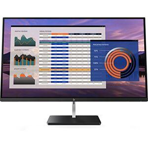 HP Elite Display S270N 27Zoll 4K Ultra HD LED Black Silver Computer MonitorCOMPUTER Screens (27inch, 3840x 2160pixels, 4K Ultra HD, LED, 5.4MS, Black, Silver)